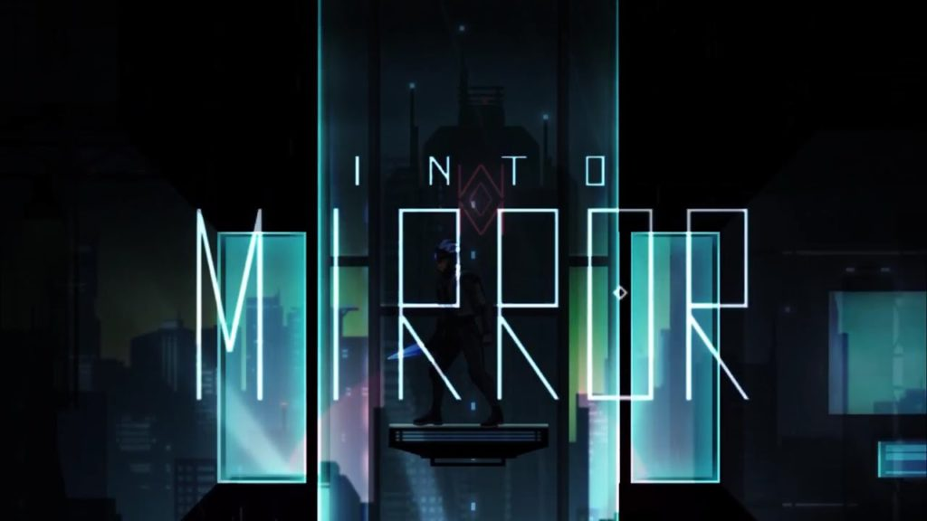 into mirror promo