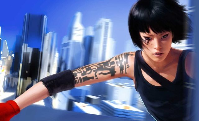 mirror's edge 2008 faith