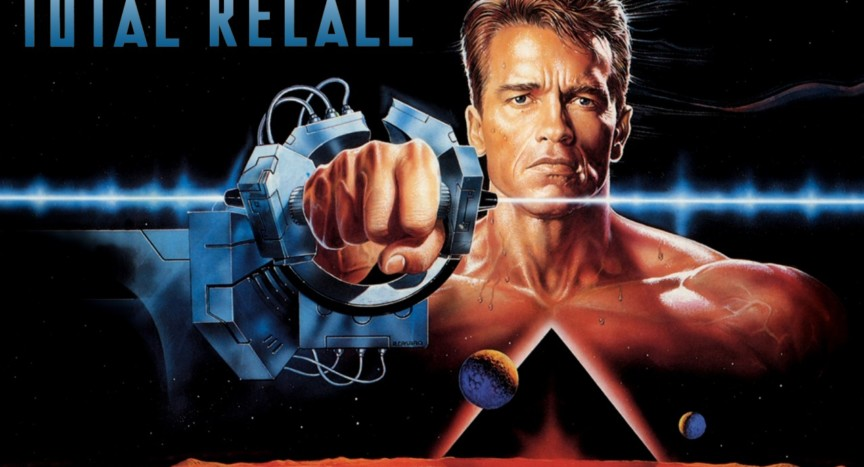 All Dreams Come To An End A Review Of Total Recall 1990 Neon Dystopia