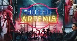 Hotel Artemis - Promo Art