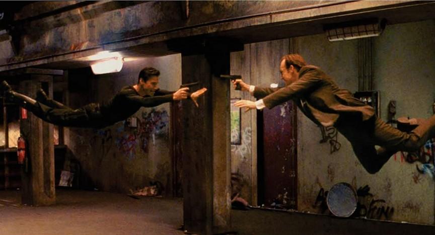 Matrix - Suspension