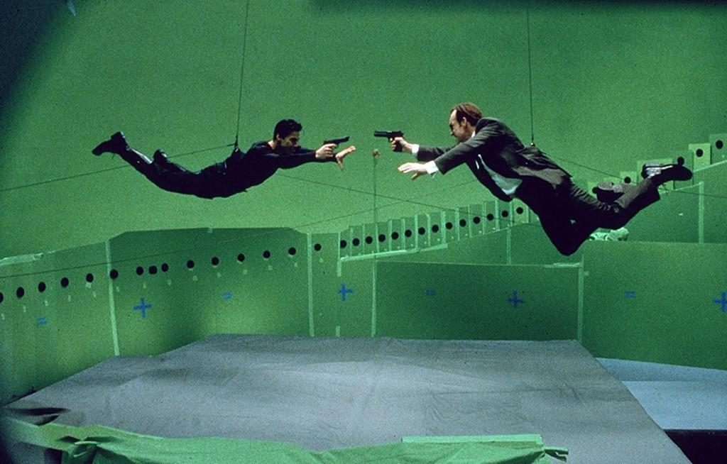 Matrix - Suspension of disbelief (pun intended)